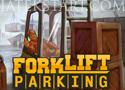Forklift Parking targoncás játék
