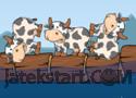 Freaky Cows Játékok