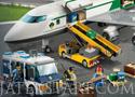 Lego Freight Terminals And Planes kego pakolós játékok