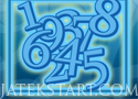 Futoshiki logikai játék számokkal
