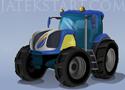 Futuristic Tractor Racing versenyezz traktorokkal
