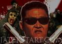 Gangnam Style Walking Dead zombis lövöldözős
