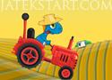 Gizmo Rush Tractor Race traktorozz és gyűjtögess