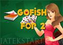 Go Fish For 2 Online kártyajátékok