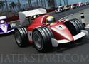 Grand Prix Go 2 autóverseny a javából