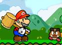 Grumpy Gramp Mario ügyességi játék Szuper Márióval