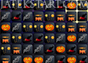Halloween Match 3 zuhatagos játék