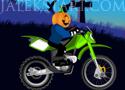 Halloween Trail motorozz végig a pályán