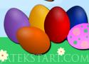 Happy Easter tüntesd el a húsvéti tojásokat