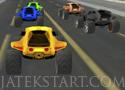 Hard Rock Racing 2  Játékok