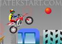 Hard Dirt Bike izgalmas motoros ügyességi