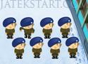 Harlem Shake in Army tarts rendet