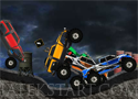 Heavy Racer Monster Truck verseny