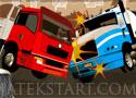 Heavy Truck Arena zúzd le a játékban a többi kamiont