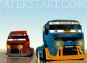 Heavy Trucks Race egyszerű kamionversenyzős játékok