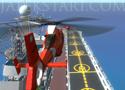 Heli Force X ments embereket helikopterrel