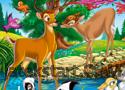 Hidden Numbers Bambi játék