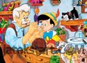 Hidden Numbers - Pinocchio játék