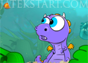 Hopy Boo ijesztgetős játék dinoszaurusszal