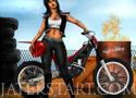 Hot Bikes Játékok