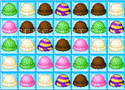 Ice Cream Shoppe Match fagyis zuhatag játék