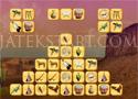 Indian Mysteries Mahjong madzsong indiai jelképekkel