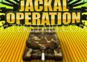 Felülnézetes tankos lövöldözős játék a Jackal Operation