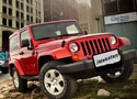 Jeep Pro Parking parkolj le
