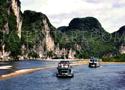 Jigsaw Riversightseeing rakd ki a természeti képet