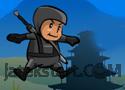 Jumping Little Ninja Játék