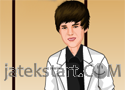 Justin Bieber Dress Up Játék