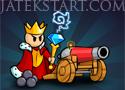 Kings Game 2 ágyús lövöldözés