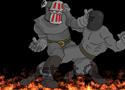 Knight vs Knight játék