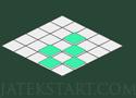 Koutack táblás logikai játék