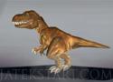 LA Rex törj rombolj és zúzz a T-Rexszel