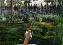 Lake Fishing 3 horgássz a tóból