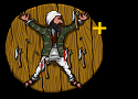 Lance la hache - sur Ben Laden
