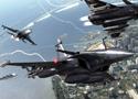 Air War 3D Invasion harcirepülős játékok