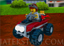 Lego Forest Raceway erdei verseny