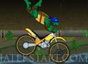 Leonardo Bike motoros játékok teknőccel