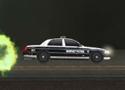 License For Mayhem menj végig a pályákon a rendőrautóval