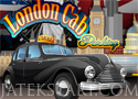 London Cab Parking parkolj le a taxival