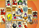 Looney Tunes Mahjong játék