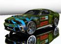 Mad Rush látványos 3D autós játék