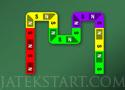 Magnets színes mágneses forgatós játék