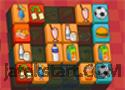 Mahjong Burger játék