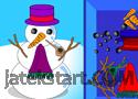 Make Snowman játék