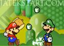 Mario Feed Yoshi üss tojásokat