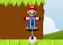 Pogo Stick Mario online