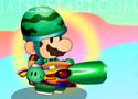 Mario Shooting Zone máriós lövöldözős játékok